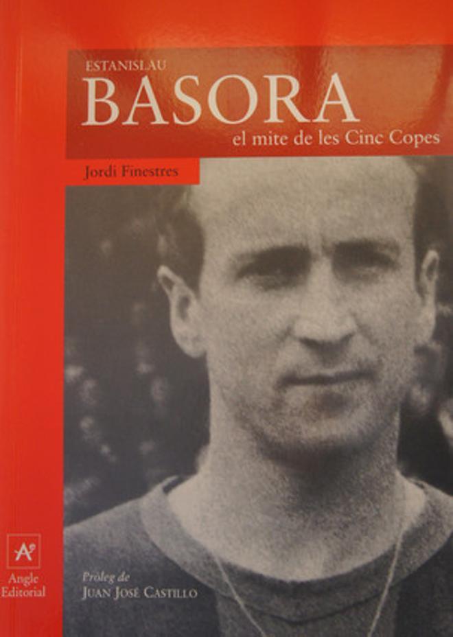 Portada del libro Basora, el mite de les Cinc Copes