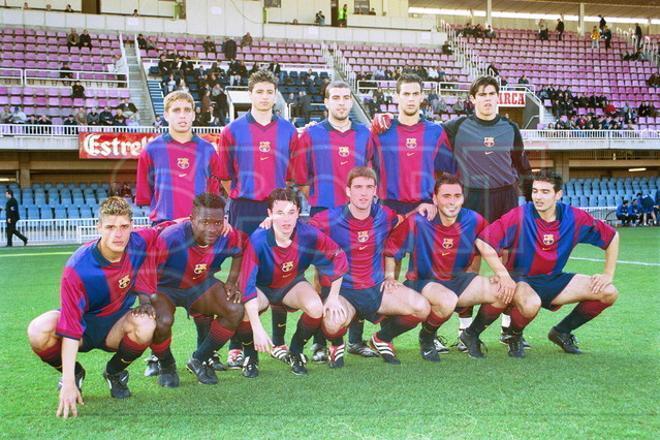 4.Víctor Valdés 2000-01