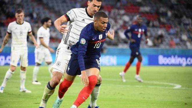 Francia continúa erigiéndose como la máxima candidata para llevarse el torneo