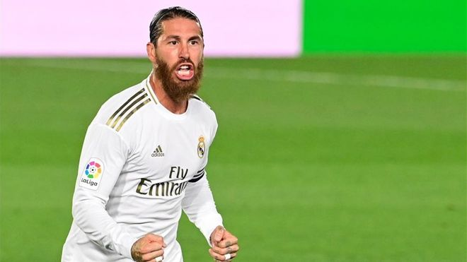 Ramos asegura que los árbitros no les ayudan