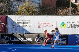 La selección femenina de hockey hierba comenzará el año concentrada en Murcia