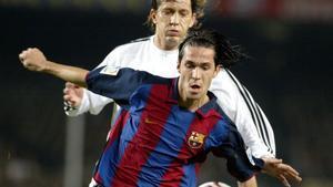 Luis García, optimista sobre Leo Messi