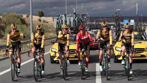 Roglic, vencedor en Madrid