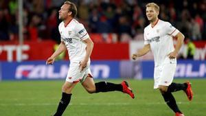 LALIGA   Sevilla - Deportivo (2-0)