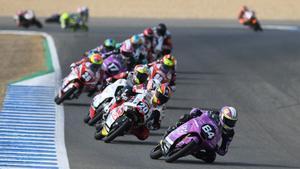 El Mundial de Moto3 llega a Misano