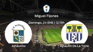 Previa del encuentro de la jornada 11: Alhaurino contra Alhaurín De La Torre