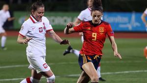 La selección española se clasifica para Inglaterra 2022