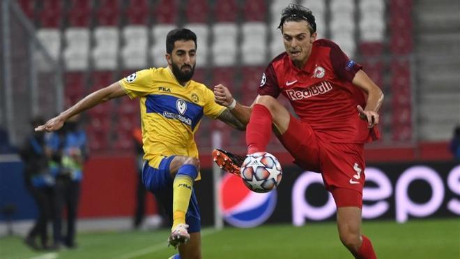 Los positivos se dieron tras el Salzburgo-Maccabi de previa de la Champions