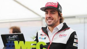 Alonso saldrá en pole en Le Mans