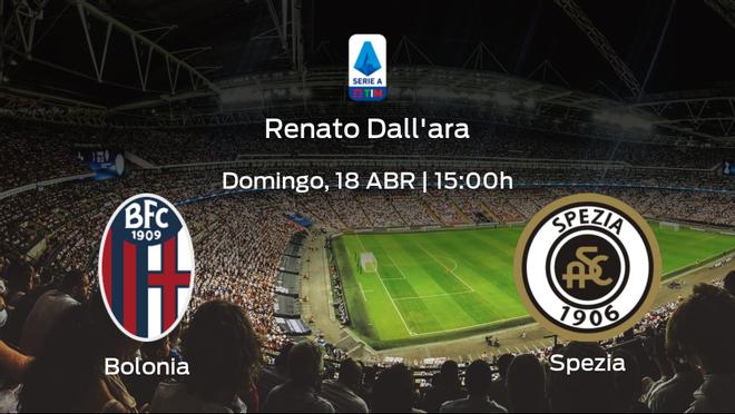 Previa del encuentro: Bolonia - Spezia Calcio