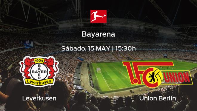 Previa del partido: el Bayer Leverkusen recibe al Union Berlín