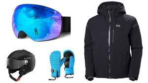 Los mejores productos para ir a la nieve
