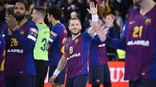 El Barça Lassa quiere llegar a tope al decisivo mes de abril