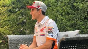 Marc Márquez: Lo que peor llevo es un fin de semana de Gran Premio, es cuando me salen las ganas y el ansia de volver