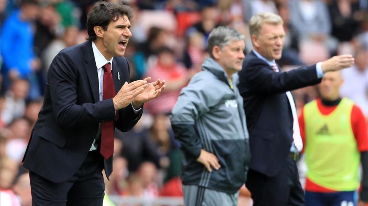 Karanka podría ocupar el puesto de Moyes en Sunderland