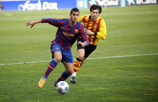 14. Martín Montoya 2009-10