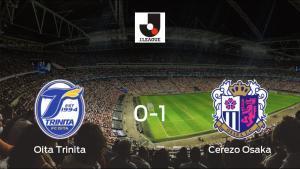 El Cerezo Osaka gana 0-1 en el feudo del Oita Trinita