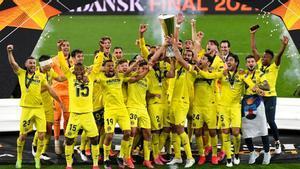 El Villarreal gana la Europa League en unos penaltis históricos