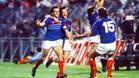 Platini fue el gran artífice del primer gran éxito de la historia del fútbol francés