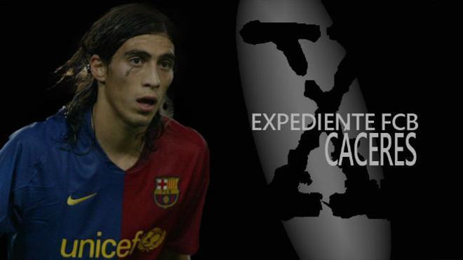 Los expediente X del Barça: Martín Cáceres