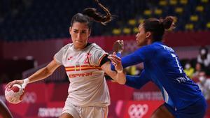 Lara González fue una de las destacadas en la Guerreras