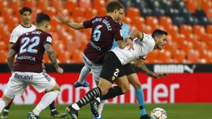 Dos empates, una victoria y una derrota anteceden el próximo encuentro del Celta por liga