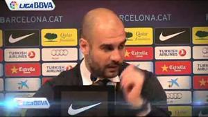 Guardiola: Me duele perder a Alexis