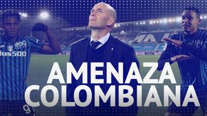Los colombianos que amenazan al Real Madrid