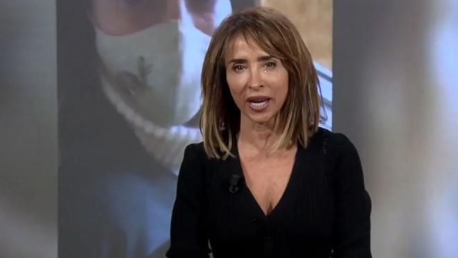 Lluvia de críticas a María Patiño por su actitud por cómo llegó a Socialité