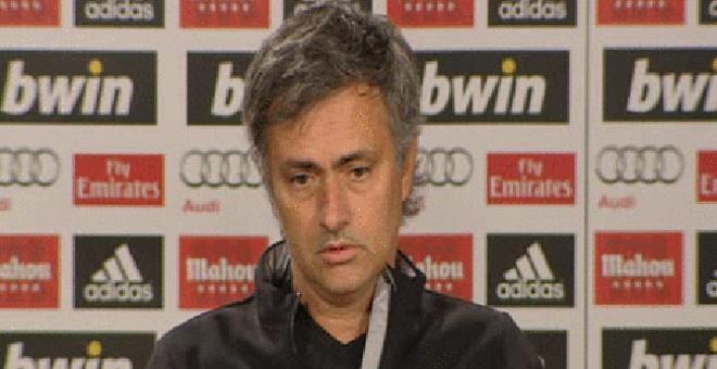 Mourinho, a Manzano: Yo a mis porteros les digo que no hagan penaltis