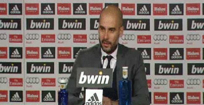 Guardiola no se fía: Hemos hecho parte del trabajo