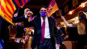 Fernández Alà presentó su precandidatura a las elecciones del Barça