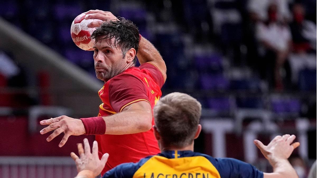 España - Dinamarca de balonmano masculino, en directo