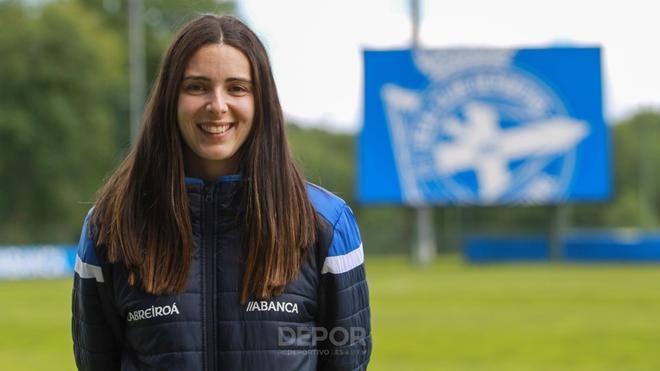Marisol Arias cambia el Deportivo por la Academia Rafa Nadal