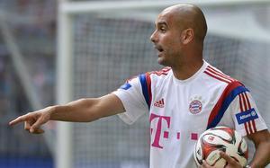 Revalidar el título de la Bundesliga, el mayor reto de Pep