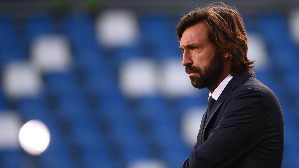 Andrea Pirlo, exentrenador de la Juventus