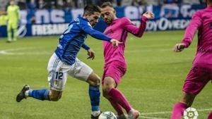 El Oviedo acumula dos empates, una victoria y una derrota en sus recientes disputas