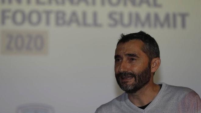Valverde dejó una perla analizando la importancia de la posesión