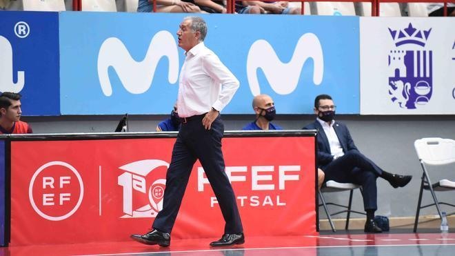 Andreu Plaza destacó el trabajo de su equipo