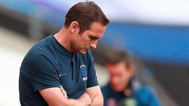 Lampard: Estoy decepcionado por Pedro, ha sido un siervo increíble