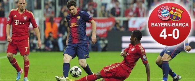 Messi, vigiladísimo y muy alejado del área, no creó peligro en su reaparición