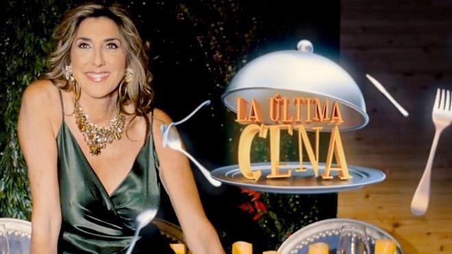 Paz Padilla, presentadora de la nueva edición de La última cena