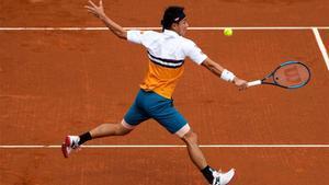 Nishikori, con paso firme en Barcelona