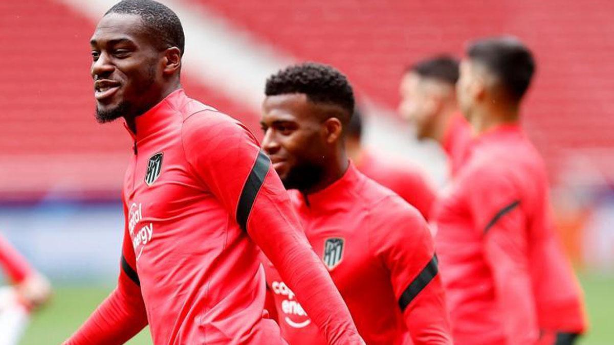 Simeone podrá contar con Kondogbia para el Alavés