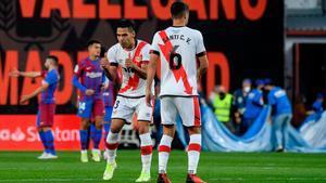 Falcao demuestra que el que se casa con el gol lo hace para siempre. Así narró la radio el gol del Rayo Vallecano