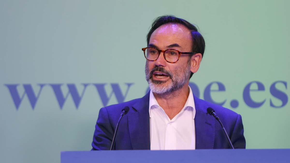 Fernando Garea, director de El Periódico de España