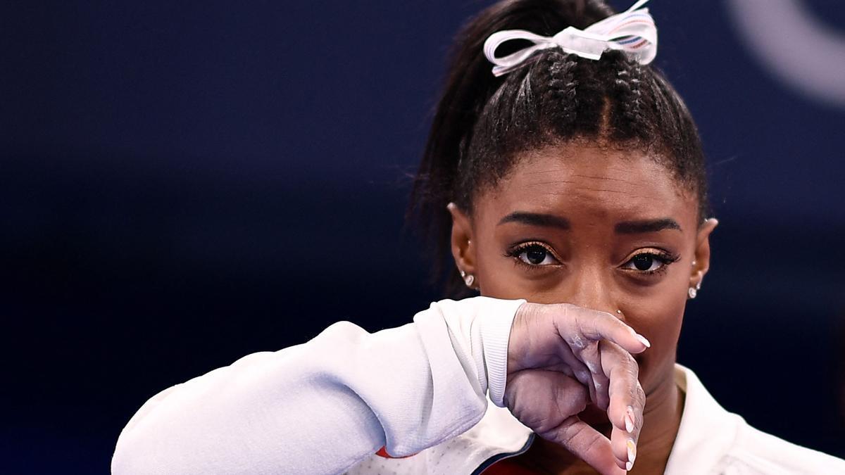 Héroes Olímpicos: Simone Biles