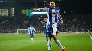 El gol de Alex Telles al Portimonense, elegido mejor gol de lo que va de 2020 por los aficionados del Porto