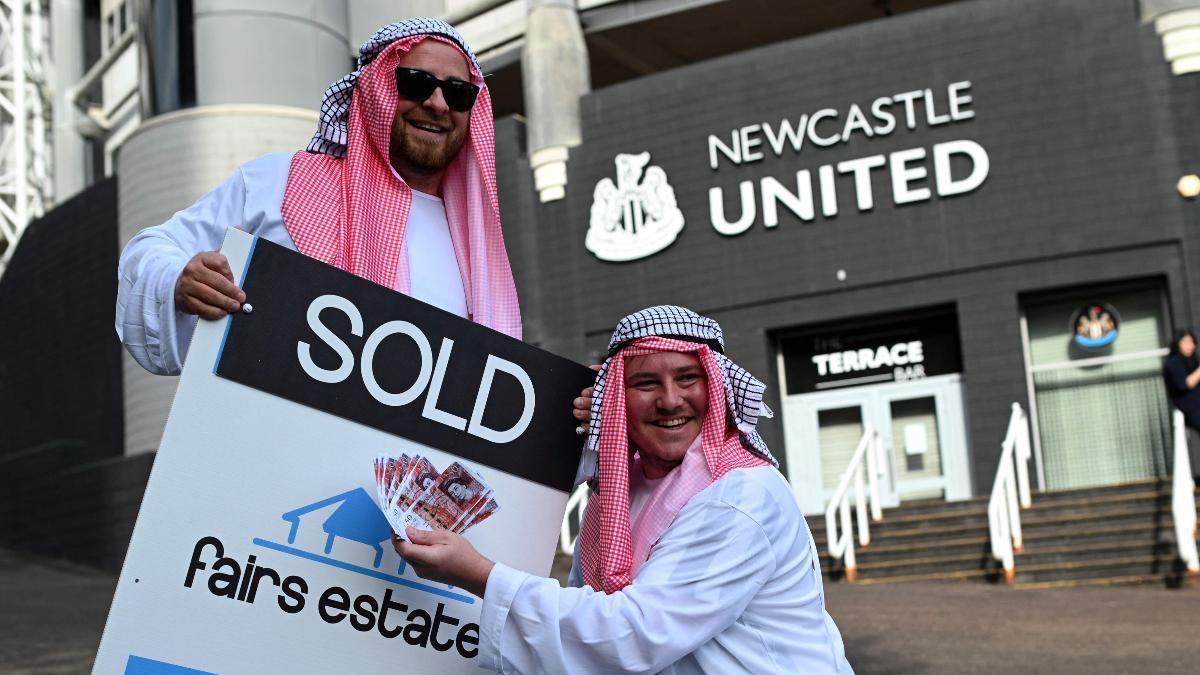 El Newcastle fue vendido a un fondo saudí