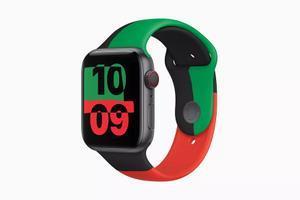 Esta es la edición limitada Black Unity Collection del Apple Watch para apoyar a causas en contra del racismo